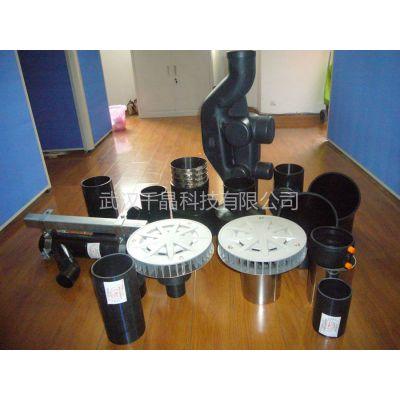 供应虹吸排水系统管材管件 湖北武汉虹吸排水管道