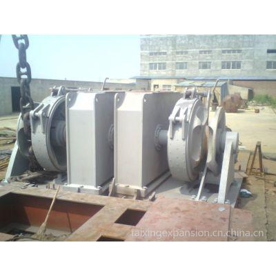 供应YMA液压单锚链轮(双锚链轮)起锚机