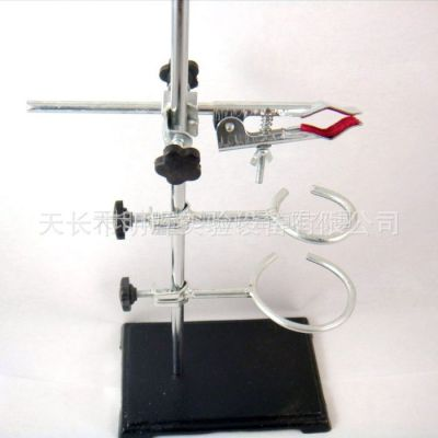 供应标准尺寸铁架台 实验支架