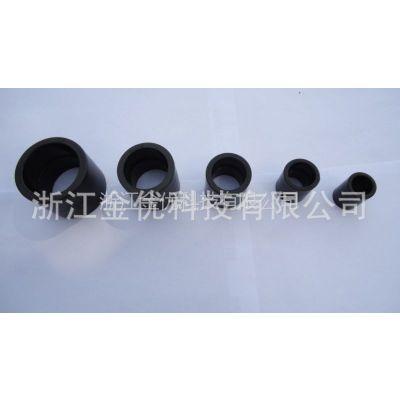 供应热熔承插PE等径直通   塑料管件 塑料弯头 pe接头  全塑接头