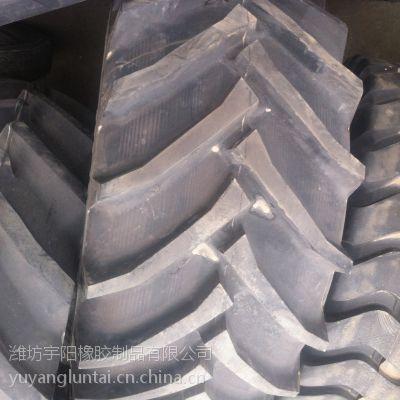 厂家直销 66*43.00-25 旱田人字轮胎 农用拖拉机