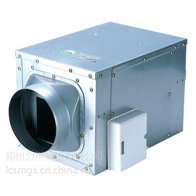 郑州绿岛风直流式送风机DPT10-24B噪音极低高风压体积小金属机身防火耐用价格实惠批发零售