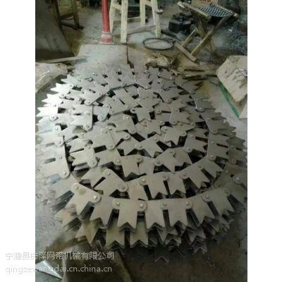 丽江碳钢链条|庆泽网带|双节 碳钢链条