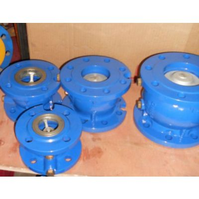 铸钢DRVZ-10/16C DN40 (DRVZ)静音止回阀型号,图片,参数