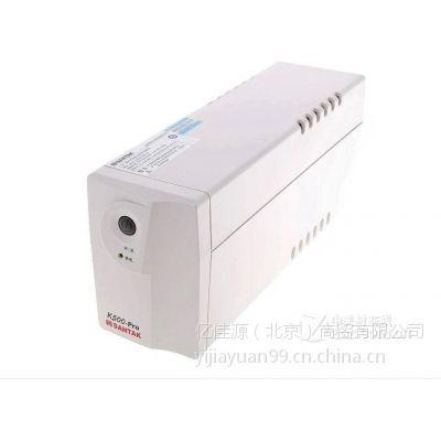 北京UPS销售 山特K500 后背式内置电池300Wups不间断电源