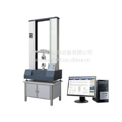 常熟硫化橡胶拉力试验机QT-6201A 20KN苏州谦通仪器厂家直销