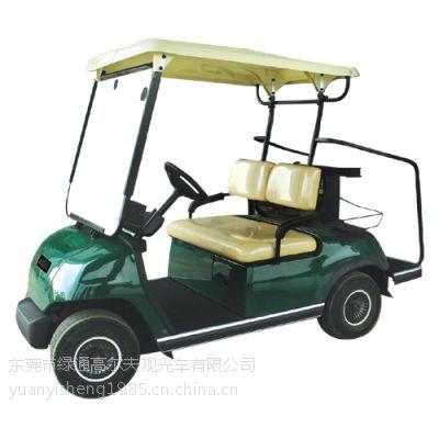 供应绿通湖北两人座电动高尔夫球车,后驱动无级变速充电8-10小时