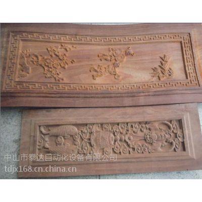 中山泰达具毛刺打磨机,木材家具喷砂机
