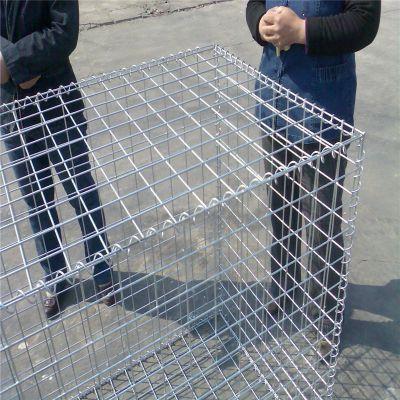 格宾石笼网 河道石笼网 人行道护栏