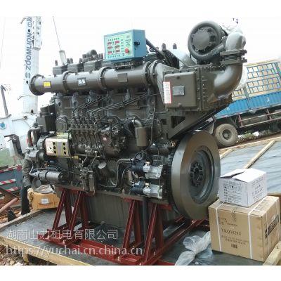 广西玉柴800/900/1000/1100/1200马力船用柴油发动机