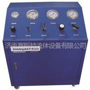 供应高压物理发泡设备氮气增压装置