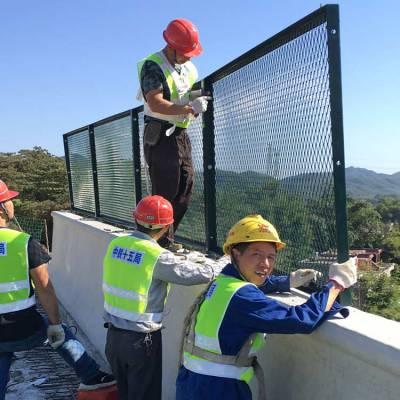 江门框架护栏网/铁路防抛网/桥梁防眩网可定制 不锈钢