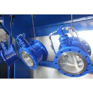 铸钢HH49X-10/16/25C DN500 微阻缓闭止回阀HH49X-10C 蝶式微阻缓闭止回