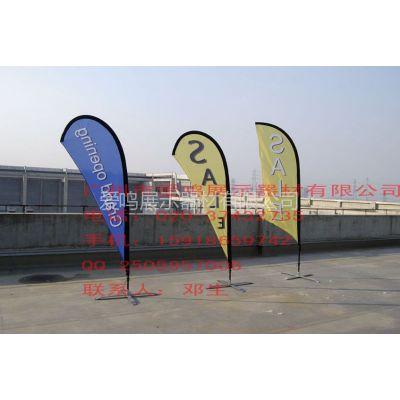 供应供应沙滩旗杆,户外展示旗杆,刀型旗,水滴型旗,羽毛旗便携式展示器材