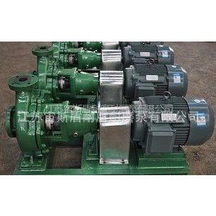 供应塑料王F46衬里 耐稀酸腐蚀 IHF型化工离心流程泵 IHF衬氟泵