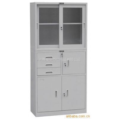 供应钢制文件柜、仓储货架、超市货架、中型货架