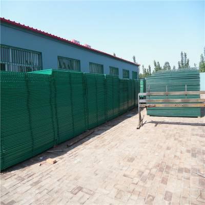 旺来园林小区护栏网 塑钢围栏 护栏网报价