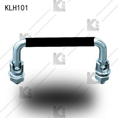 凯陆 高档304不锈钢折叠拉手 LS506拉手 不锈钢重型折叠提手 活动把手