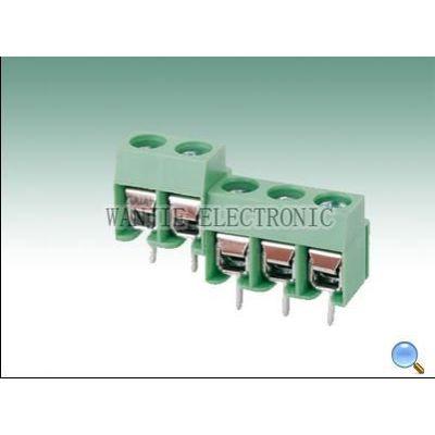 供应弹片式接线端子WJ126-5.0   螺钉式接线端子WJ126-5.0