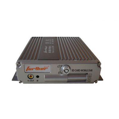 供应FTH-DVR-D3款车载SD卡录像机