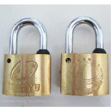 供应35梅花钥匙挂锁 通开铜挂锁 电表箱锁 梅花铜锁物业专用锁具防水