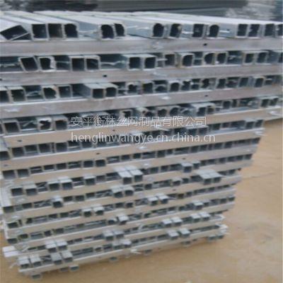 山东铁路专用刀片刺绳 配套土字架加密支架 衡林厂家生产