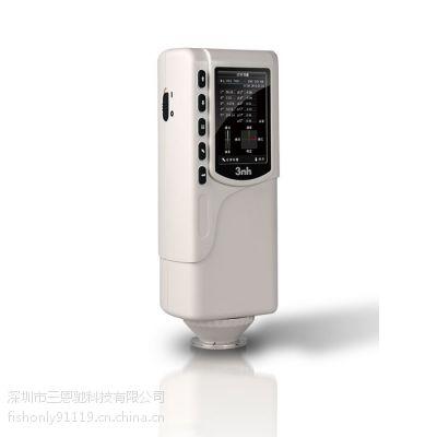 3nh三恩驰智能高精度电脑色差仪NR60CP