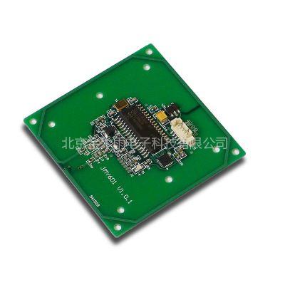 供应IC读写模块,ISO14443A,ISO14443B,Uart接口的刷卡模块金木雨JMY601