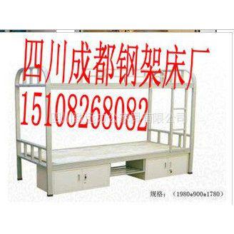 供应学生床成都公寓床钢架床公司四川成都生产公寓厂家成都钢架床加工厂厂
