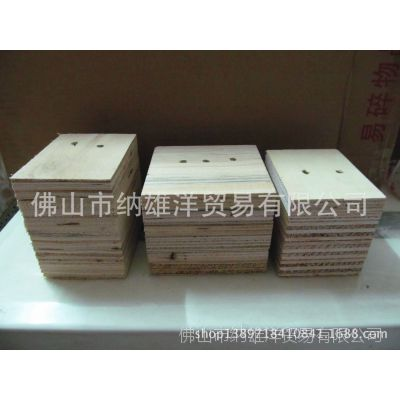 定制夹板粒 木粒 夹板托盘粒 尺寸可定制