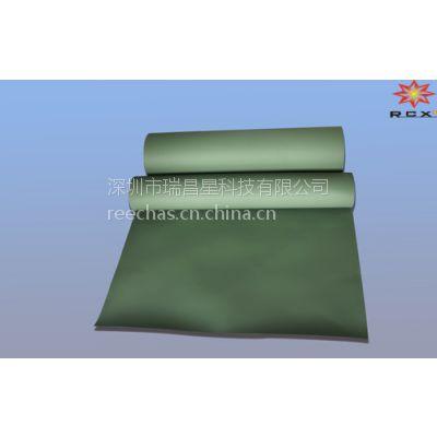 批发供应块状绿色硅胶缓冲垫
