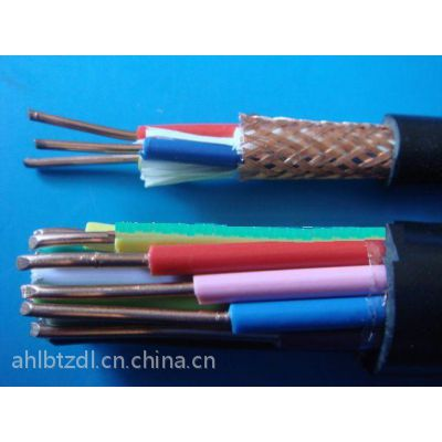 供应绿宝牌KVVP紫铜导体PVC绝缘护套细铜丝屏蔽控制电缆