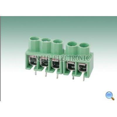 供应PCB接线端子台166-5.0     螺钉式接线端子166-5.0