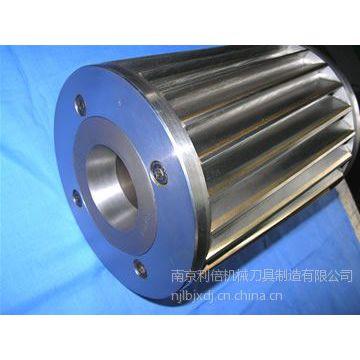 供应橡胶分条园刀片、硬质合金橡胶造粒滚刀