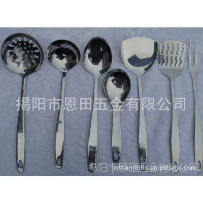 厂家直销烹饪勺铲 不锈钢厨具制造