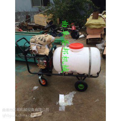 家用高压自动喷雾打药机 圣邦汽油打药机喷雾均匀效率高