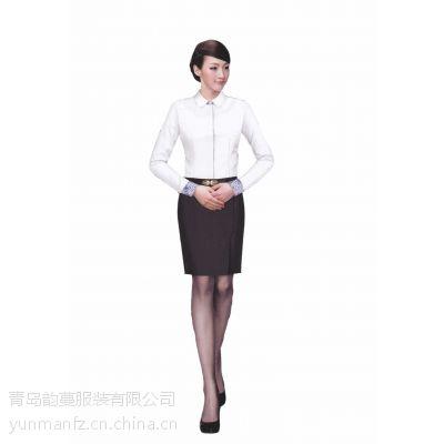 女士衬衣、职业装衬衣订做