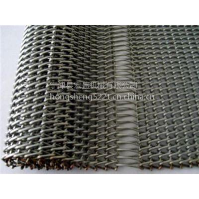 网带生产厂家|黄山网带|盛宏机械(在线咨询)、不锈钢网带、链板