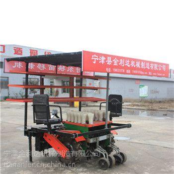移栽机|农业甜瓜苗移栽机|性能稳定三包服务|效率高/田耐尔