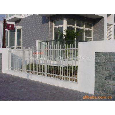 供应l-003铁艺围墙栏杆 建筑护栏 铁艺栏杆 栏杆