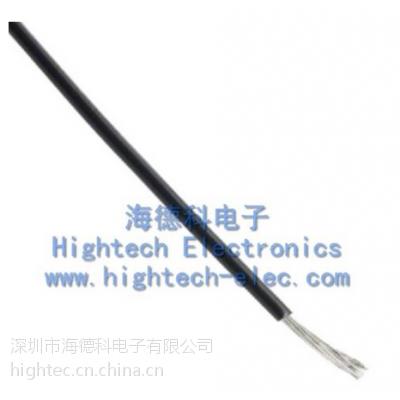 1550 BK005 Alpha wire1550 黑色Hook-up wire