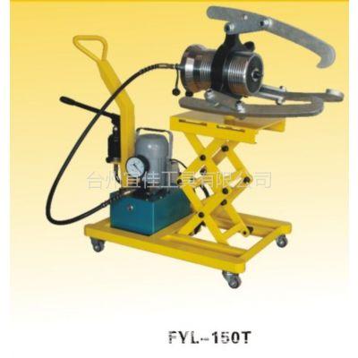 供应多种型号fyl系列分体式液压拉马图片