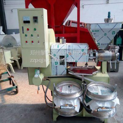 供应小型榨油机厂家攀奇***专业 移动式榨油机 单相电榨油机