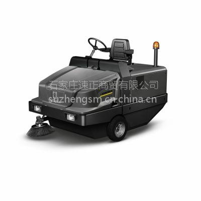 KM 130/300 R D德国凯驰驾驶式清扫车 柴油驱动清扫中或大面积的室内和室外区域