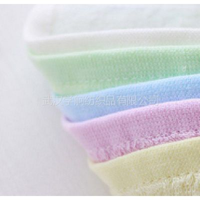 供应高档全竹手帕 竹纤维手巾 汉蔡绿竹武汉地区经销