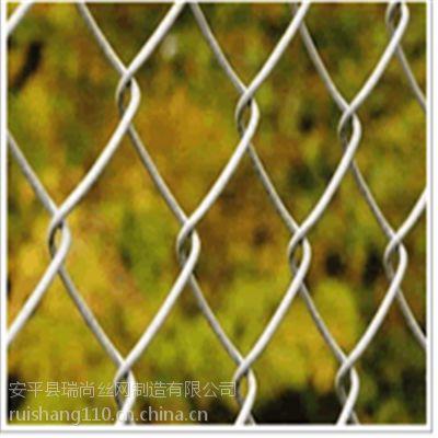 【瑞尚】镀锌勾花网 车间隔离网 防护网价格最低 质量 规格全