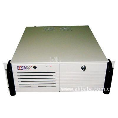 供应工控式硬盘录像机 4U加长型机箱散热快 多路同步录像性价比高