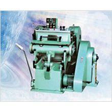 供应河北省东光县亚龙纸箱设备厂专业生产ML-750型压痕机、模切机、啤机