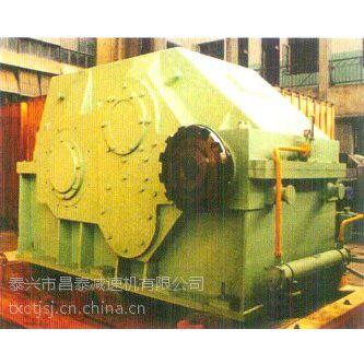 泰隆甘庶糖厂压榨机用NSY560减速齿轮箱整机及维修