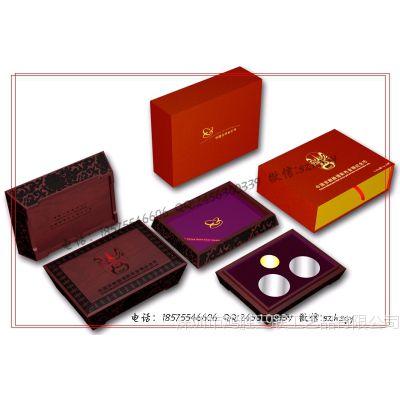 京剧脸谱彩色金银币包装盒 彩色金银币木盒包装 木制彩色金银币盒